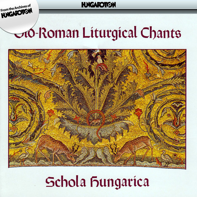 Old Roman Liturgical Chants