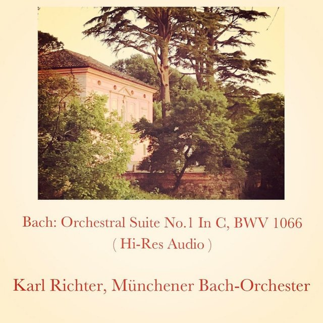 Bach: Orchestral Suite No.1 In C, BWV 1066