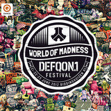 Defqon.1 2012 Continuous Dj Mix by Evil Activities