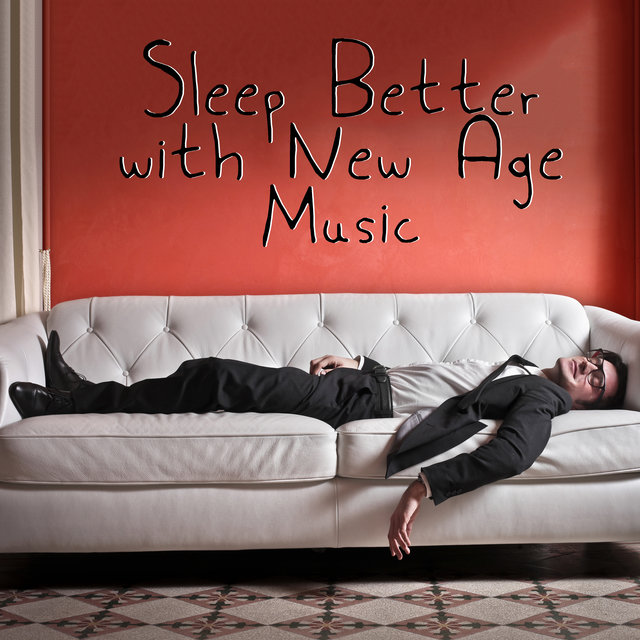 Sleep Better with New Age Music - Insomnia Relief, Pure Relaxation, Dream, Close Your Eyes