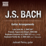 Keyboard Concerto in D Major, BWV 972 (arr. J. Perroy for guitar): I. [Allegro]
