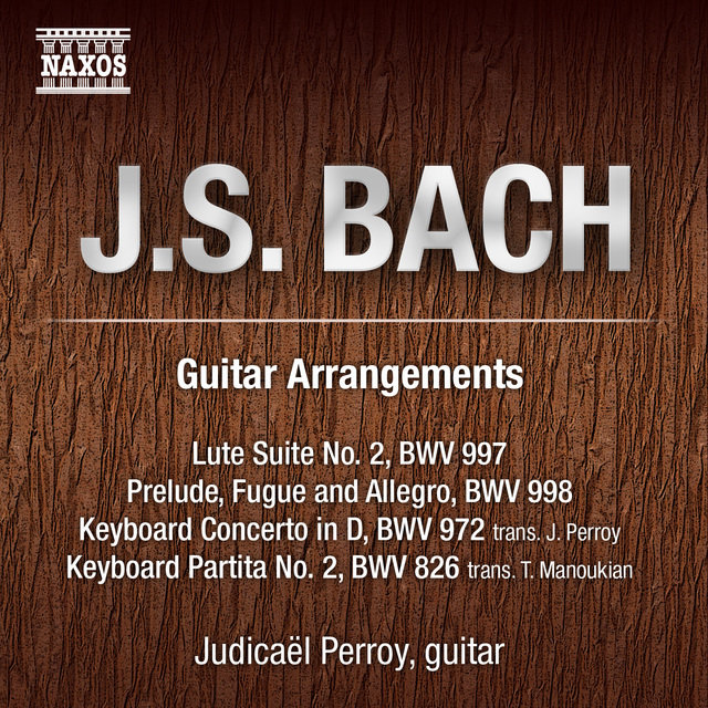 Bach: Transcriptions for Guitar