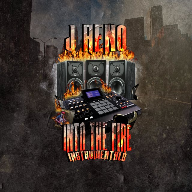Into the Fire Instrumentals