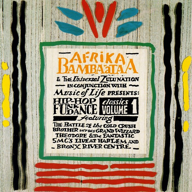 Afrika Bambaataa Presents Hip Hop, Soul and Dance Classics, Vol. 1