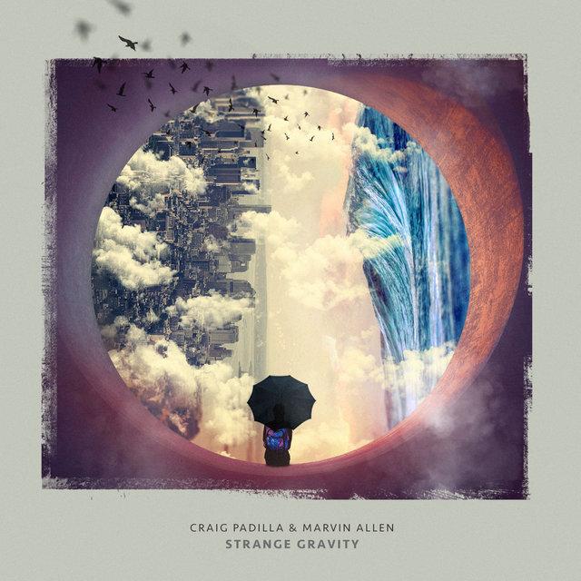 Cover art for album Strange Gravity by Craig Padilla, Marvin Allen