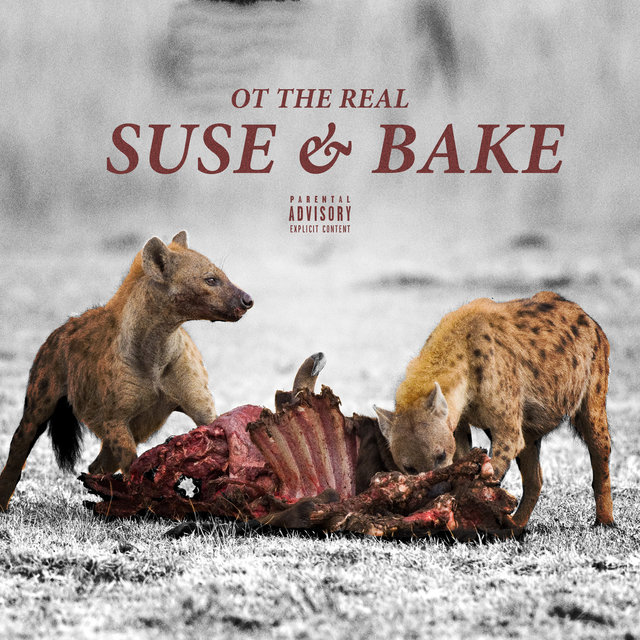 Cover art for album Suse & Bake by Ot the Real