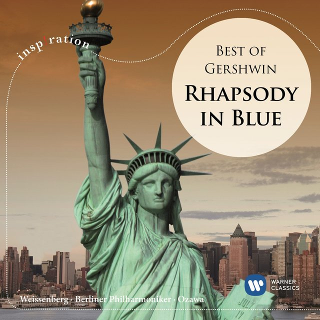 Rhapsody in Blue - Best of Gershwin (Inspiration)