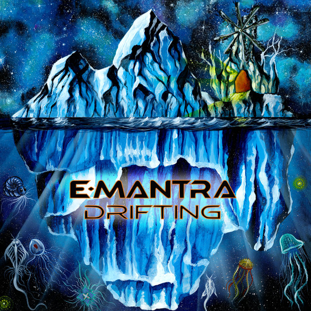 Cover art for album Drifting by E-Mantra