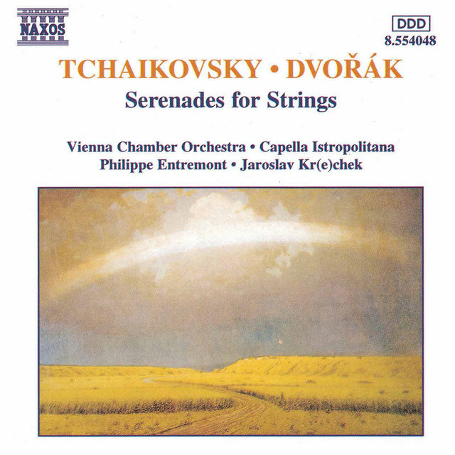 Tchaikovsky / Dvorak: Serenades for Strings