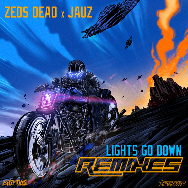 Lights Go Down (Remixes)