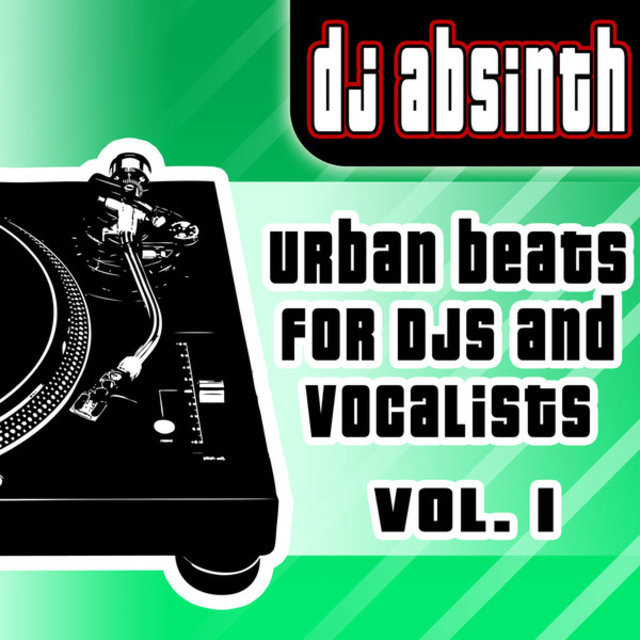 Urban Beats for Djs and Vocalists, Vol. 1