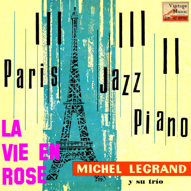 Vintage Jazz No. 178 - EP: La Vie En Rose