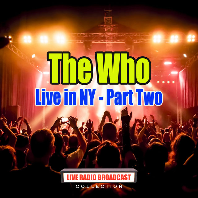 Live in NY - Part Two