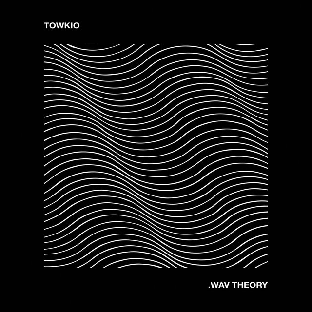 Cover art for album .WAV Theory by Towkio