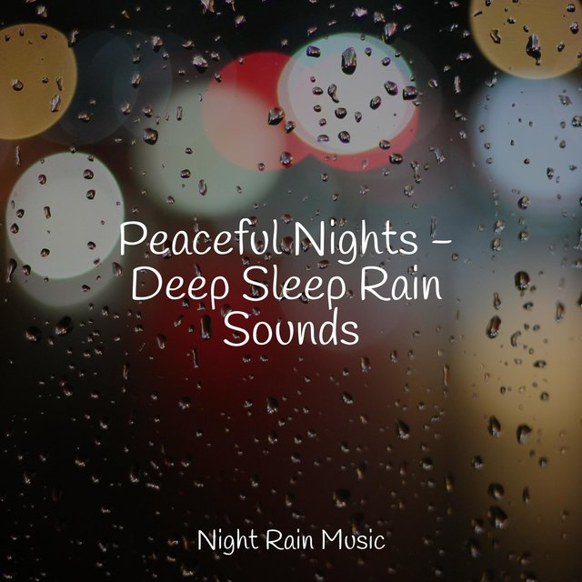 Peaceful Nights - Deep Sleep Rain Sounds