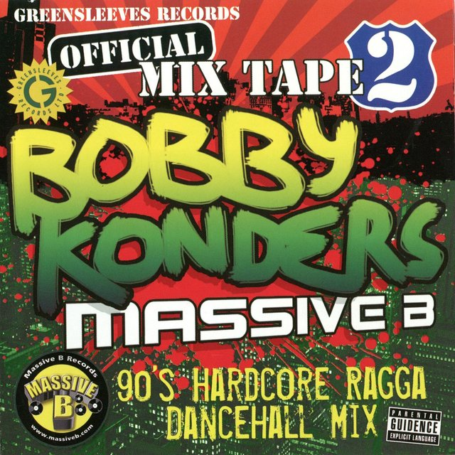 Greensleeves Offical Mixtape Vol. 2: 90's Hardcore Ragga Dancehall Mix