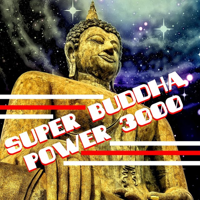 Super Buddha Power 3000