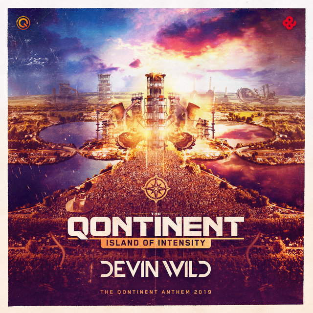 Island Of Intensity (The Qontinent Anthem 2019) (Extended Mix)