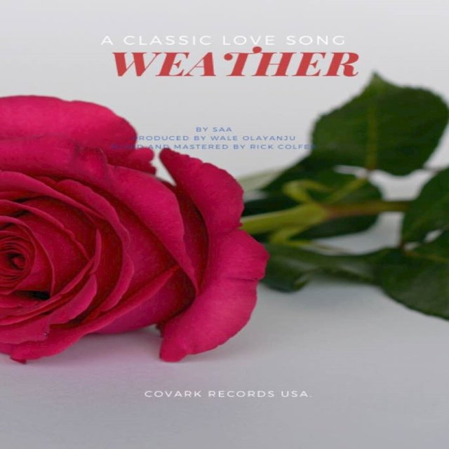 WEATHER (A Classic Love Song)