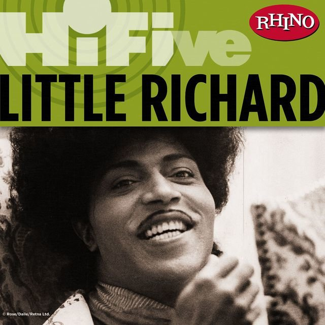 Rhino Hi-Five: Little Richard