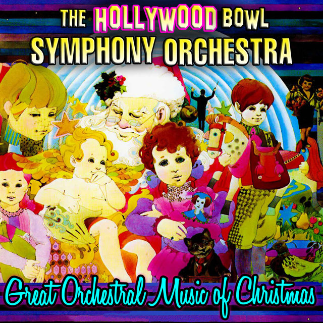 Great Orchestral Music Of Christmas