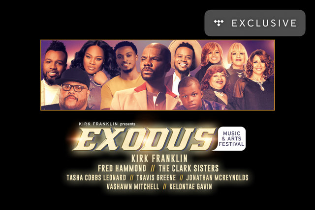 Kirk Franklin (Live at Exodus: Music & Arts Festival)