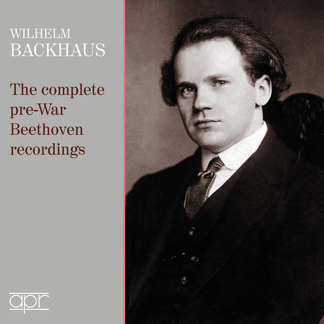 The Complete Pre-war Beethoven Recordings