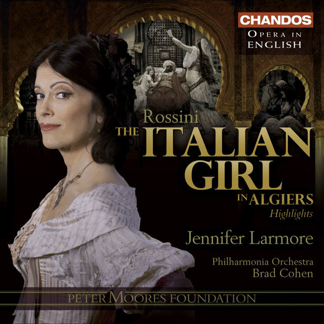Rossini, G.: The Italian Girl in Algiers (L'Italiana in Algeri) [Opera] (Highlights) (Sung in English)