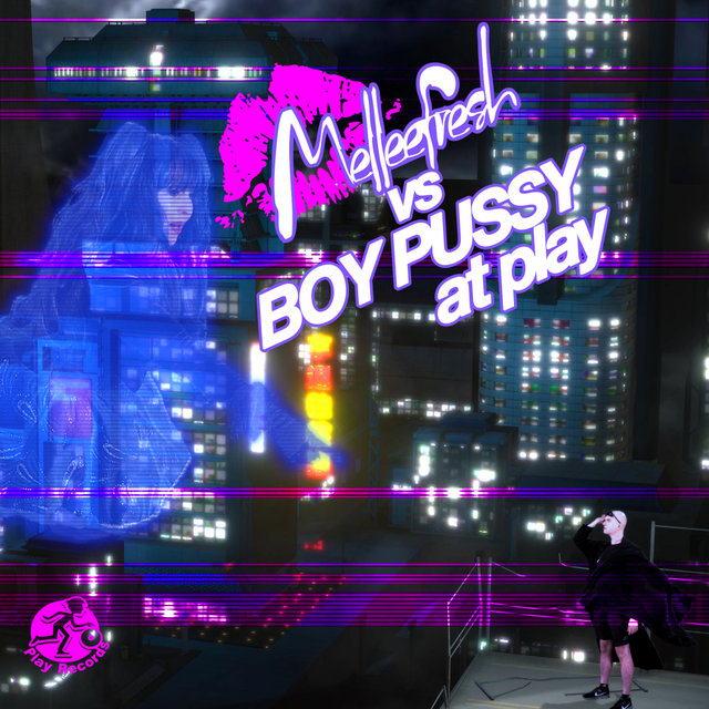 Melleefresh vs Boy Pussy At Play