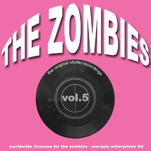 The Original Studio Recordings (Volume Five)