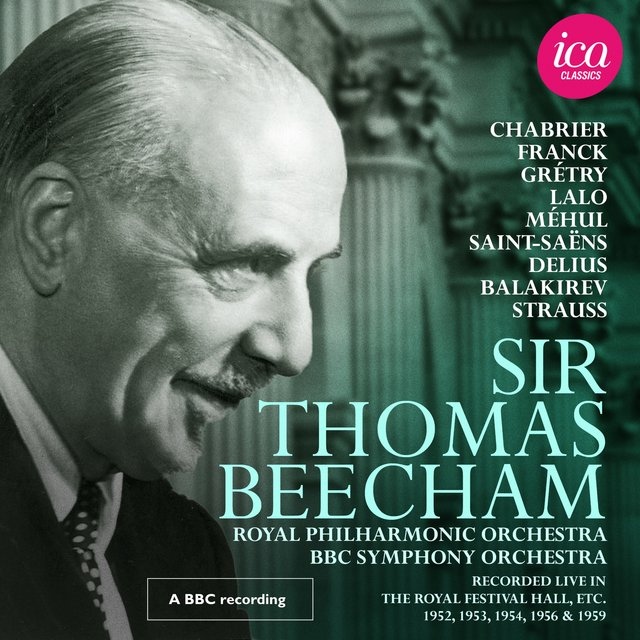 Sir Thomas Beecham, Vol. 2 (Live)