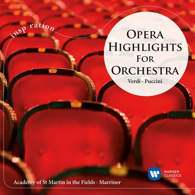 Opera Highlights for Orchestra (Inspiration)