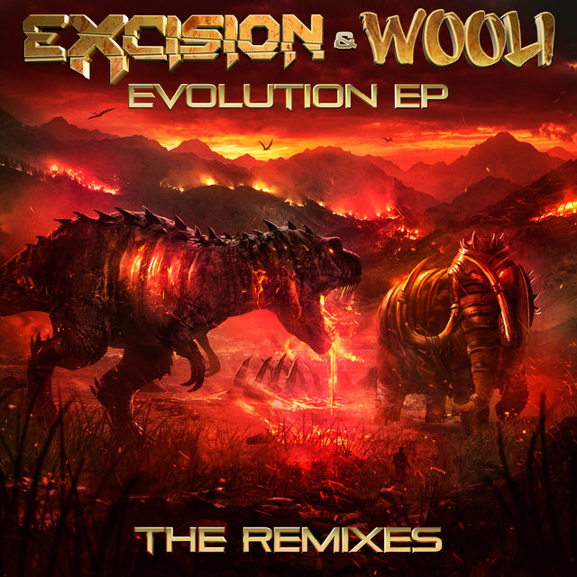 Evolution (The Remixes)