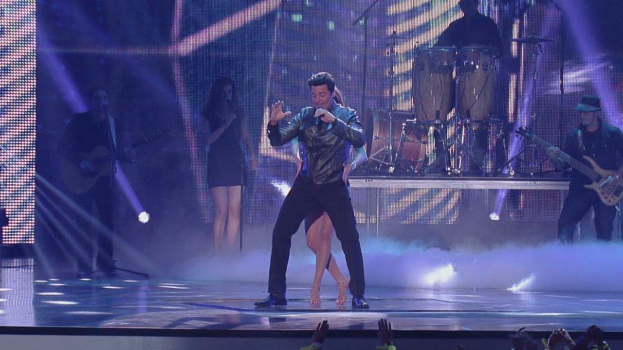 Humanos A Marte Premios Billboard De La Música Latina 2014 By Chayanne On Tidal
