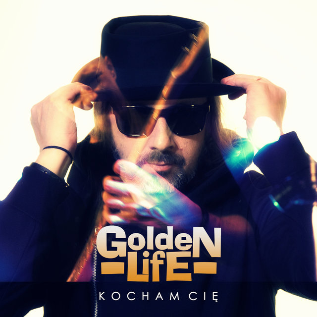 Cover art for album Kocham Cię by Golden Life