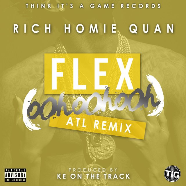 Flex (Ooh, Ooh, Ooh) [KE On The Track Remix]
