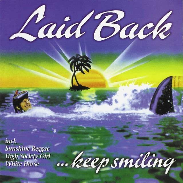 Cover art for album Keep Smiling [Remastered] by Laid Back