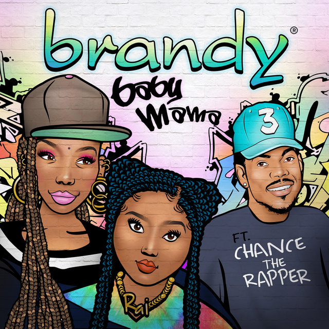 Cover art for album  by Brandy, Chance the Rapper