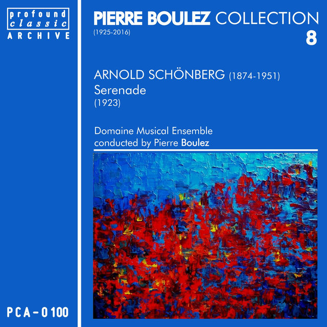 Pierre Boulez Collection, Vol. 8