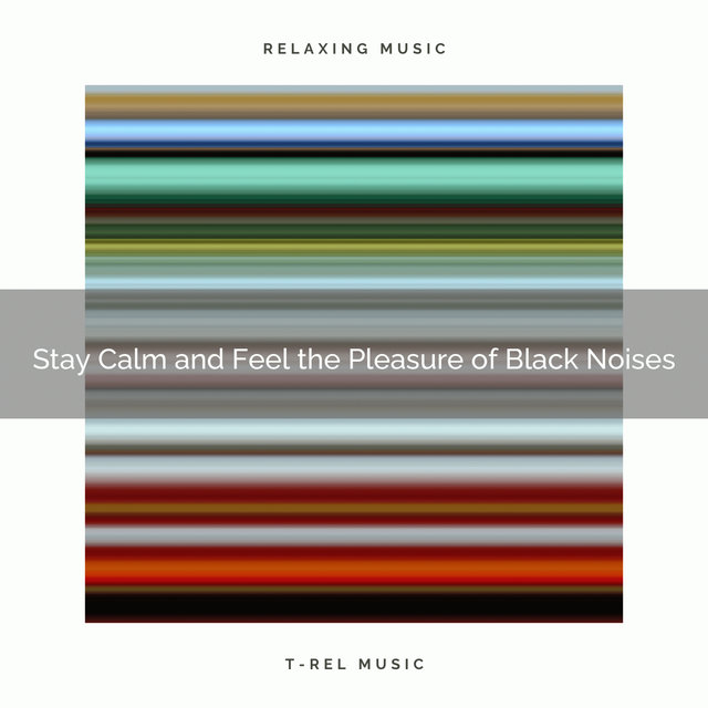 Stay Calm and Feel the Pleasure of Black Noises
