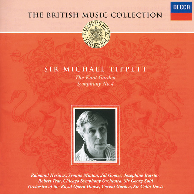 Tippett: The Knot Garden/Symphony No.4