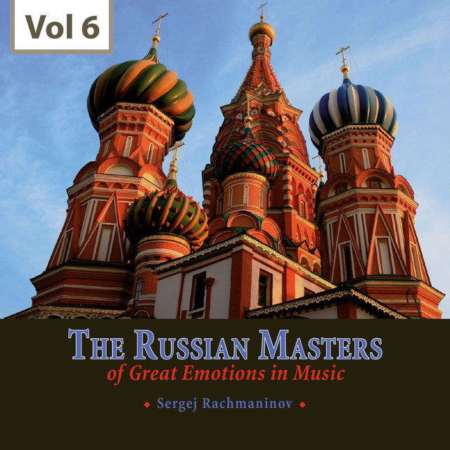 The Russian Masters, Vol. 6