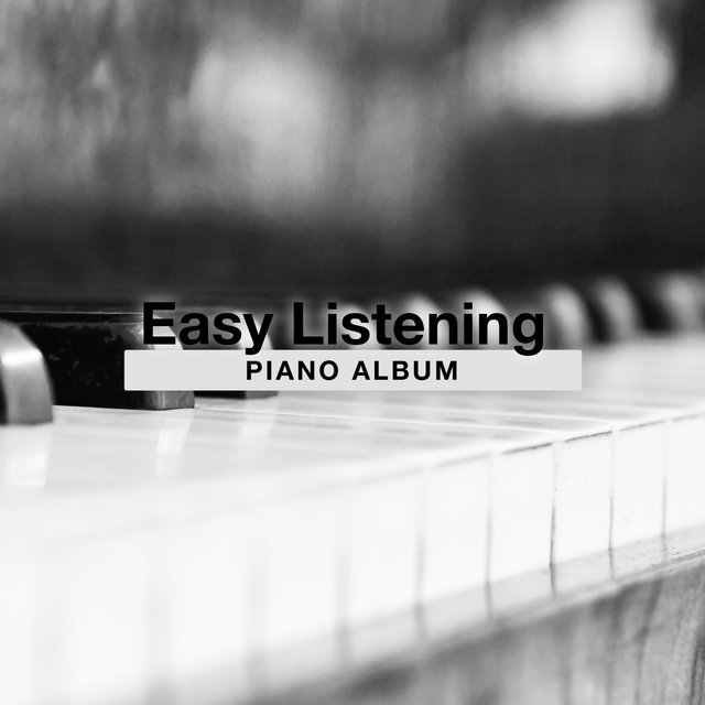 Easy Listening Study Piano Album