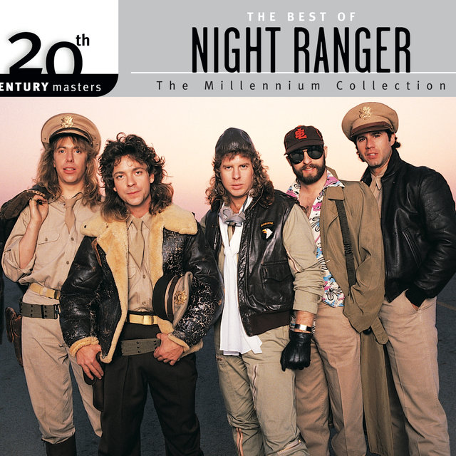 The Best Of Night Ranger 20th Century Masters The Millennium Collection