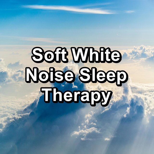 Soft White Noise Sleep Therapy