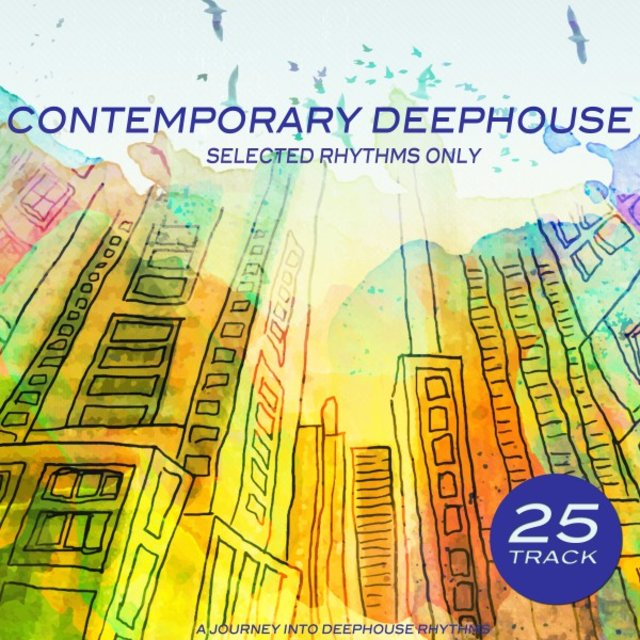 Contemporary Deephouse (Selected Rhythms Only)
