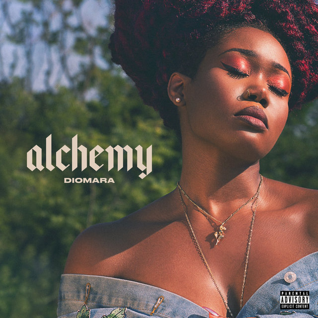 Cover art for album Alchemy by DioMara