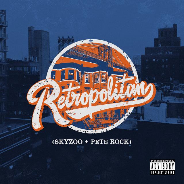 Cover art for album Retropolitan by Skyzoo, Pete Rock