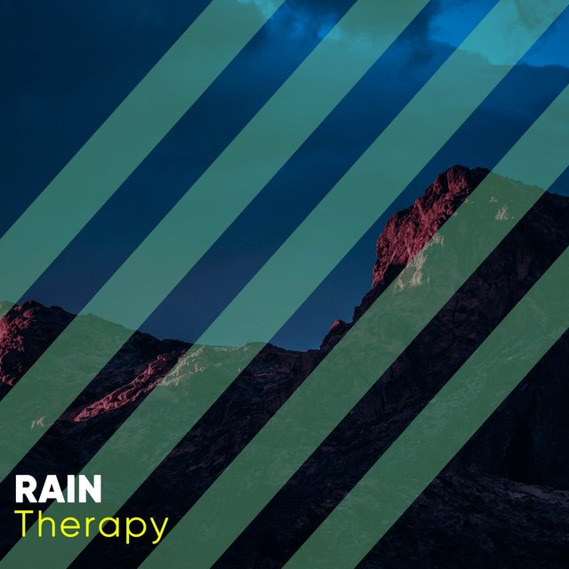 Natural Rain Background Therapy