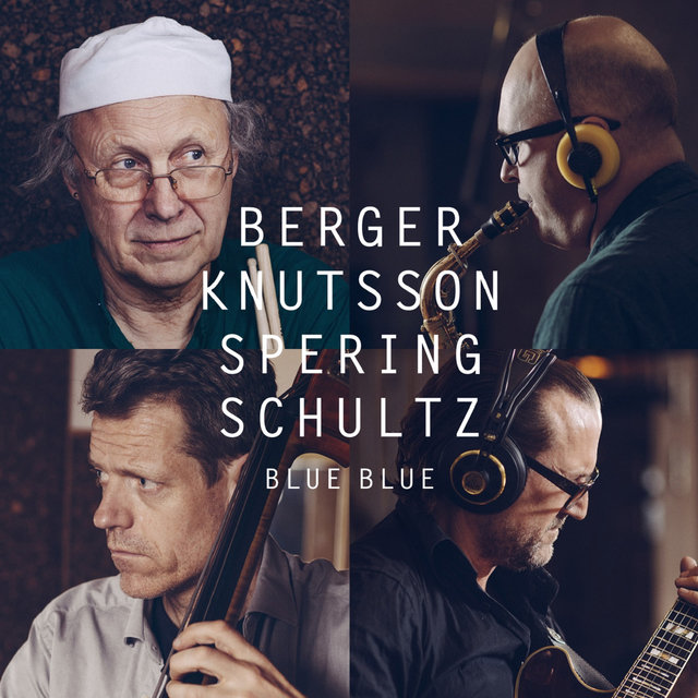 Cover art for album Blue Blue by Bengt Berger